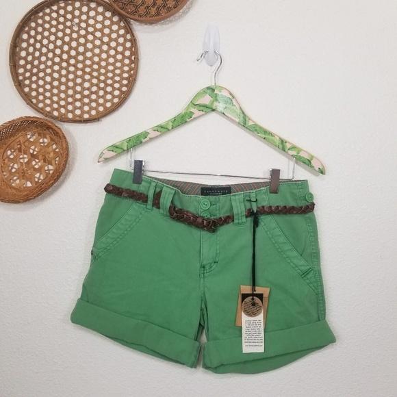 Sanctuary Pants - 🆕️ Sanctuary Peace cuffed shorts 27